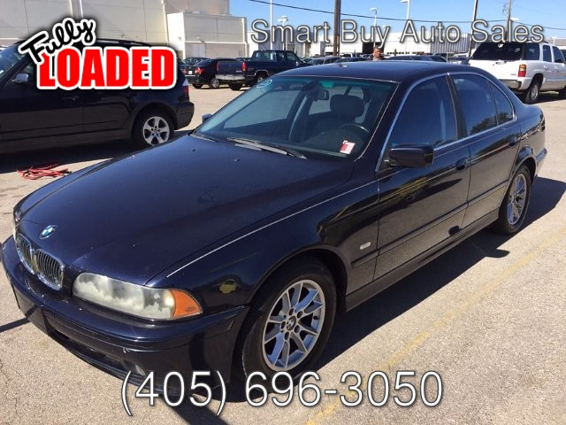 2003 BMW 5-Series 525i 5-Speed Automatic