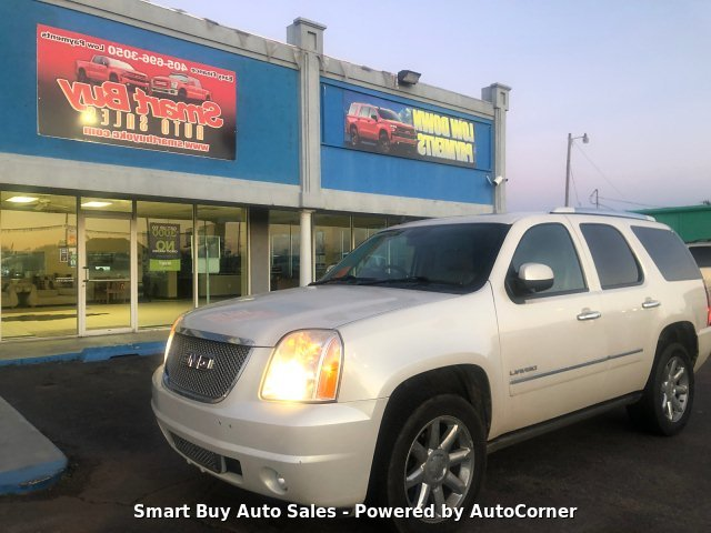 2011 GMC Yukon Denali 4WD 6-Speed Automatic