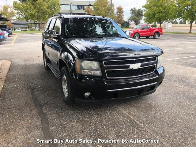 2011 Chevrolet Tahoe LT 4WD 6-Speed Automatic