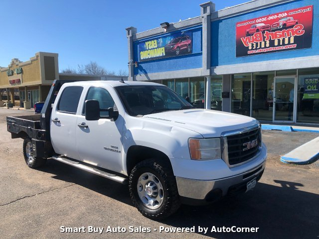 2008 GMC Sierra 2500HD SLT Crew Cab Std. Box 4WD 6-Speed Au