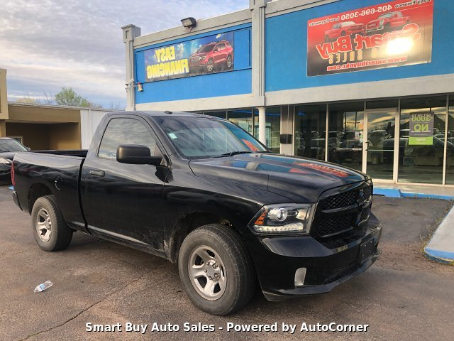 2015 Ram 1500 Tradesman Regular Cab SWB 2WD 8-Speed Automat