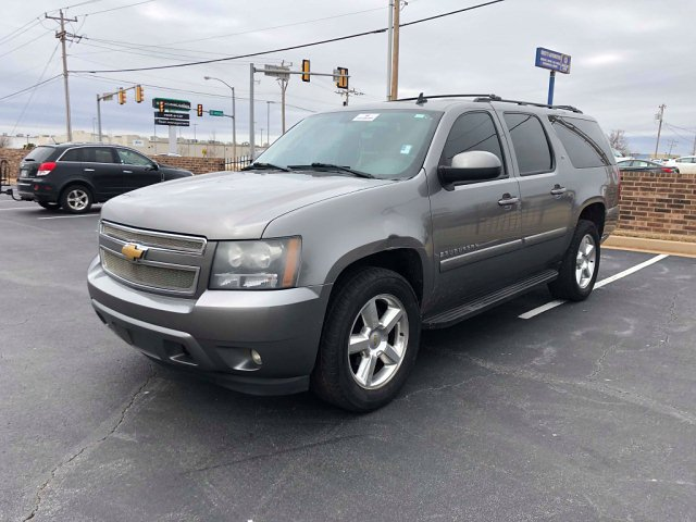 2008 Chevrolet Suburban LT2 1500 4WD 6-Speed Automatic