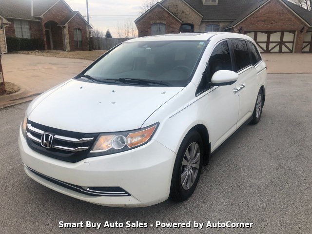 2014 Honda Odyssey EX-L w/Navigation 6-Speed Automatic